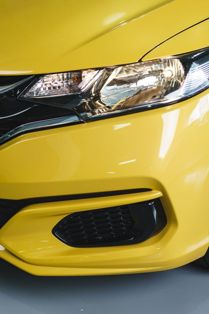 honda fit hybrid headlights